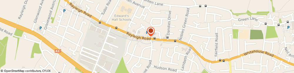 Route/map/directions to Hasina Tandoori Restaurant, SS9 5PU Leigh-On-Sea, 358, RAYLEIGH ROAD
