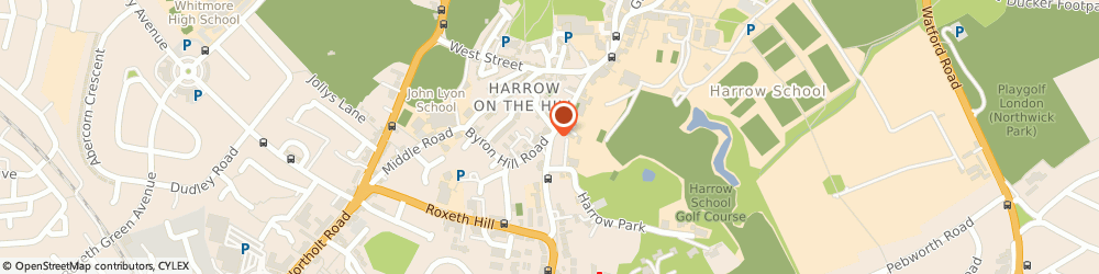 Route/map/directions to Fire Facilities Management Ltd, HA2 0JF Harrow, 88 High St