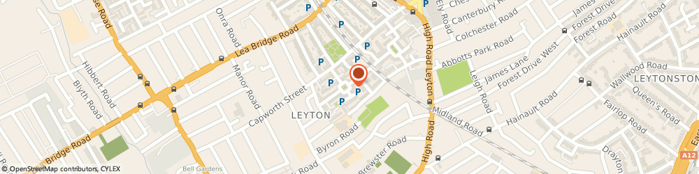Route/map/directions to Electronics Centre LTD, SW19 6RG London, 50 Beaumont Road