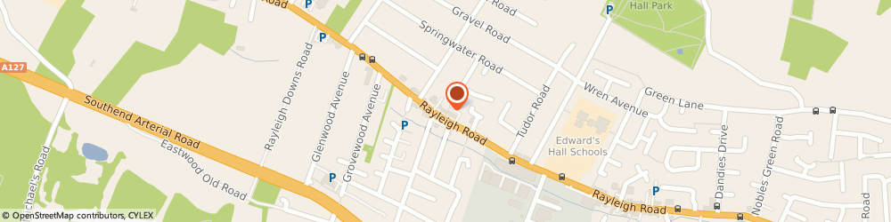 Route/map/directions to Jewel Tandoori, SS9 5HX Leigh-On-Sea, 538 RAYLEIGH ROAD