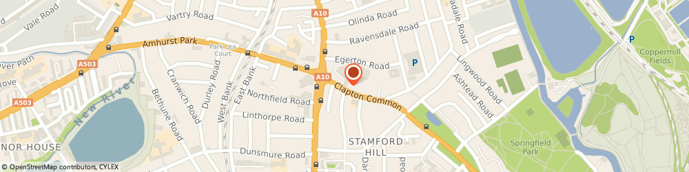 Route/map/directions to Asda Stamford Hill Supermarket, E5 9AG London, 158 Clapton Common, Stamford Hill