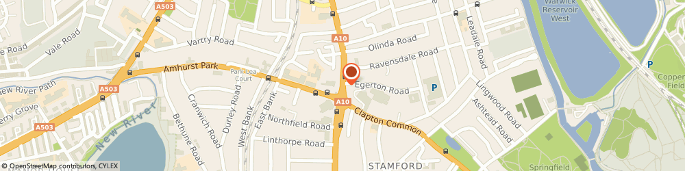 Route/map/directions to Scope - Stamford Hill charity shop, N16 6TT London, 236 Stamford Hill