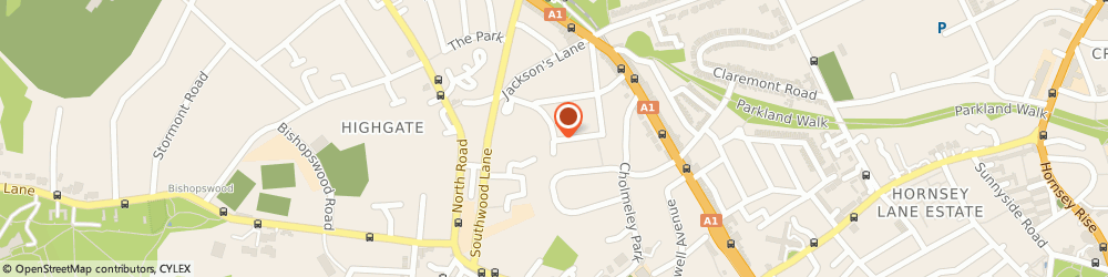 Route/map/directions to Quick Nick's Handyman London, N6 5SE London, 29 Southwood Lawn Road