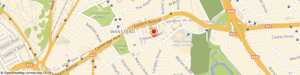 Route/map/directions to Bazalan, E11 2JR London, 44 CHESTER RD