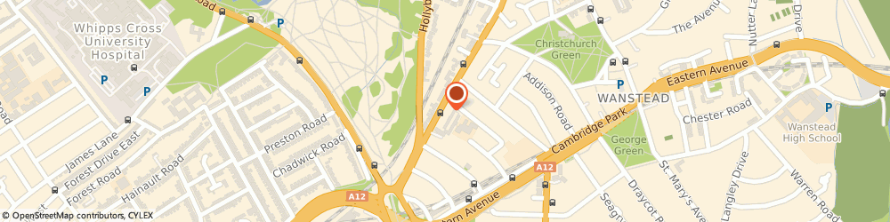 Route/map/directions to Goddard Veterinary Group London, E11 2SY London, 84 New Wanstead