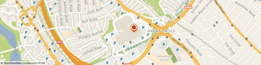 Route/map/directions to JD Sports, NW4 3FP London, Unit A8 Brent Cross Shopping Centre, Hendon