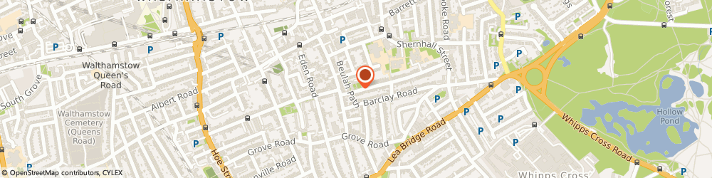 Route/map/directions to Collard Court, E17 9JQ London, Maynard Road