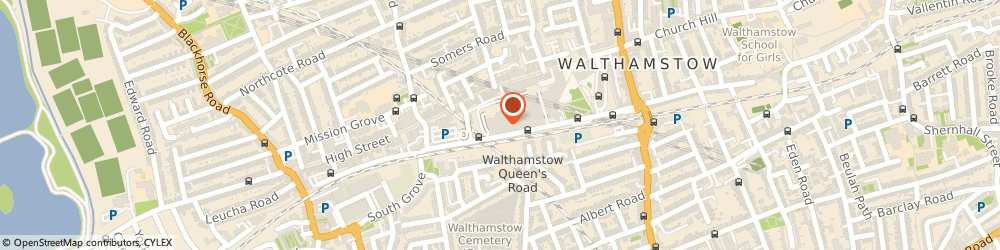 Route/map/directions to Asda Walthamstow Supermarket, E17 7LS Walthamstow, 19 Selborne Walk Shopping Centre -