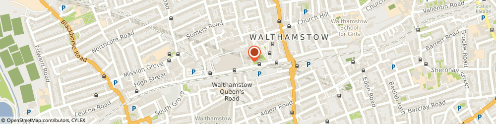 Route/map/directions to British Heart Foundation Furniture & Electrical, E17 7JR London, 47 The Mall