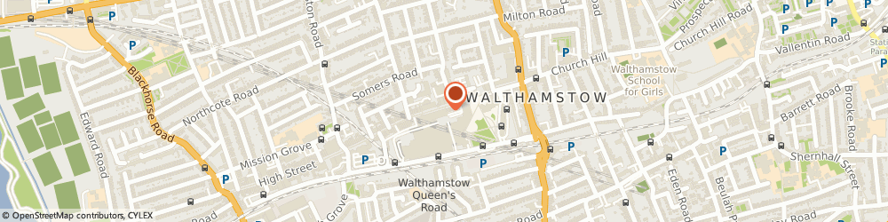Route/map/directions to Lloyds Bank, E17 7JH Walthamstow, 180 - 182 High Street