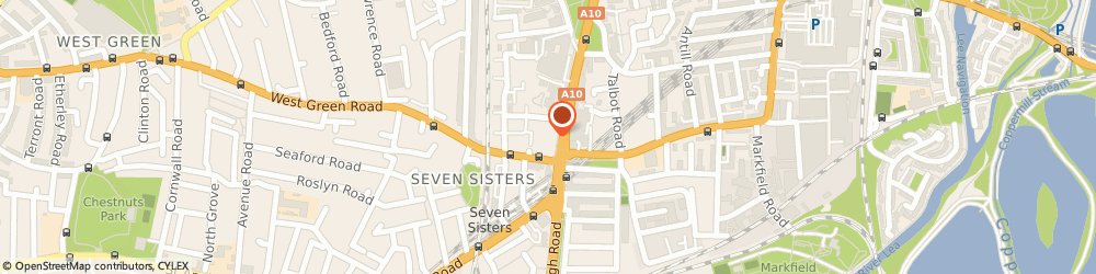 Route/map/directions to Aldinov Services Limited, N15 4RR London, 273 HIGH ROAD