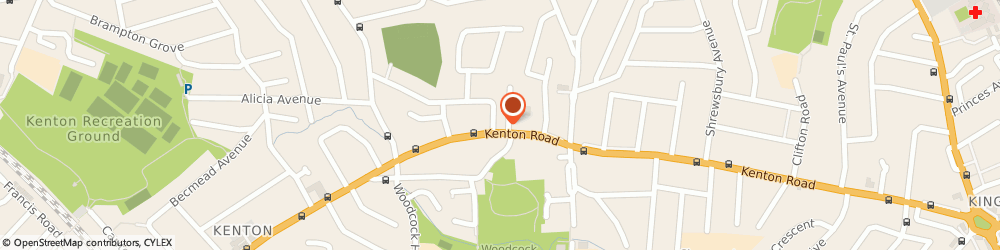 Route/map/directions to Property Tax Services, HA3 8DP Harrow, Pacific House, 382 Kenton Road