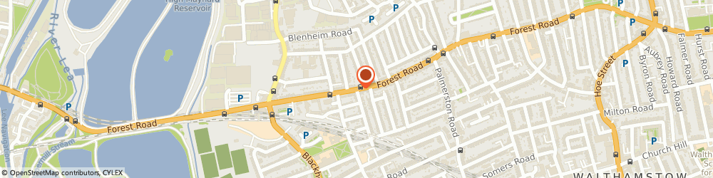 Route/map/directions to Kitts Scaffolding Limited, E17 6HE London, 161 FOREST ROAD