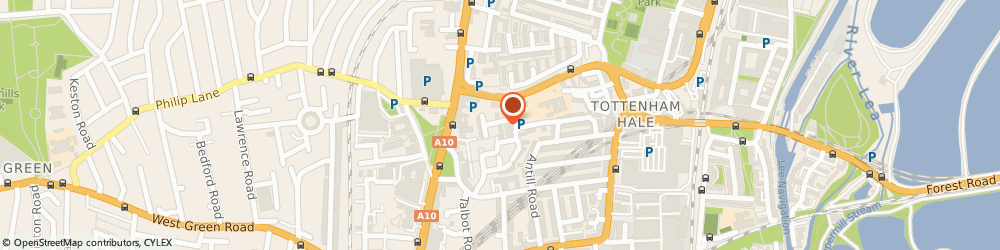 Route/map/directions to Ms Carol Ricketts - Psychotherapist, N15 4DY London, TOTTENHAM