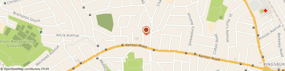 Route/map/directions to Premium Accounting Services Limited, HA3 9EG Harrow, 9 WESTFIELD DRIVE