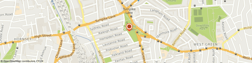 Route/map/directions to ProcessPolicy.com, NW3 1SA London, 14 Willoughby Road