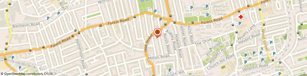 Route/map/directions to C&J Landscapes Ltd, E17 4RN London, 59 Browns Road