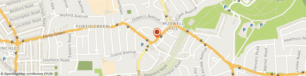 Route/map/directions to Elite Mortgage Finance, N10 3HL London, 63-67 Athenaeum Pl