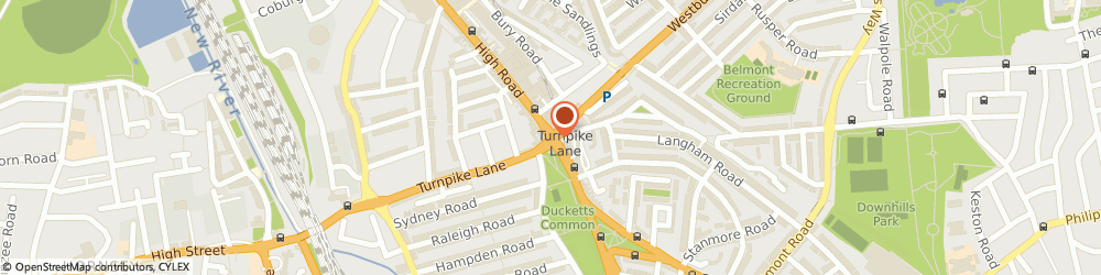 Route/map/directions to Angelikos & Co Limited, N13 5TP London, HALE HOUSE UNIT 5, 296A GREEN LANES