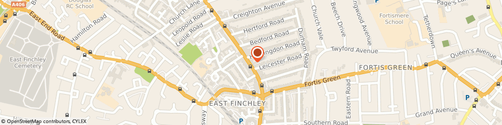 Route/map/directions to Professional Insurance Brokers Ltd, N2 9ED London, 144 High Road