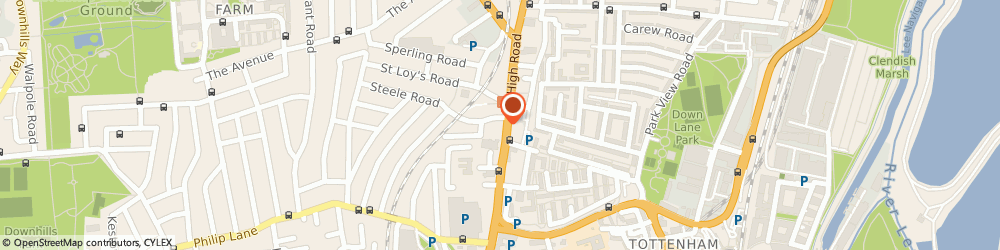 Route/map/directions to Rubbish Removal Finchley Ltd., N12 0AF London, 447 High Road