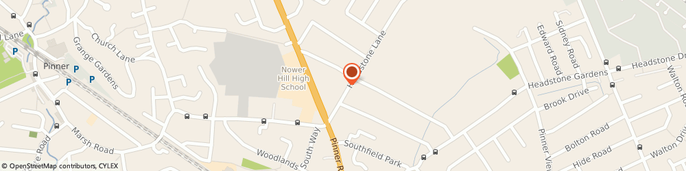 Route/map/directions to Abids Driving School, HA2 6HG Harrow, 32 Headstone Lane