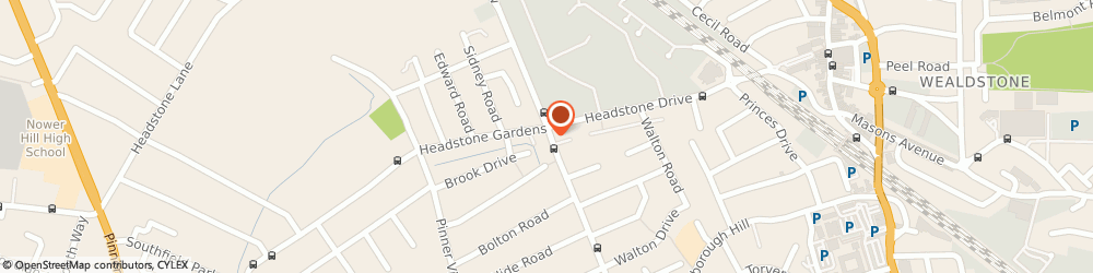 Route/map/directions to Abm Accountancy Limited, HA2 6PL Harrow, 226 HARROW VIEW