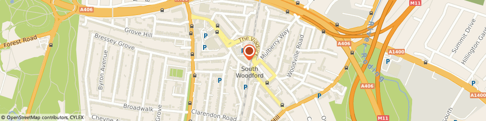 Route/map/directions to Soccertutor Com Ltd, E18 1AN London, 109 George Lane