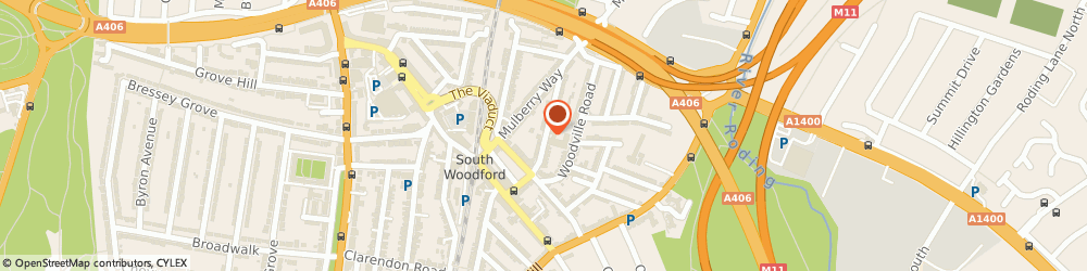 Route/map/directions to Your London Wedding Planner, E18 1JW London, 24 COWSLIP ROAD