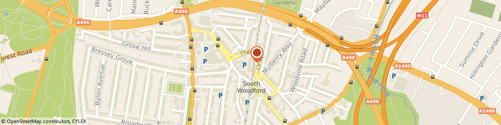 Route/map/directions to Aluminium & Wood Frame Supplies, E18 1BY London, Unit 3 Station Estate