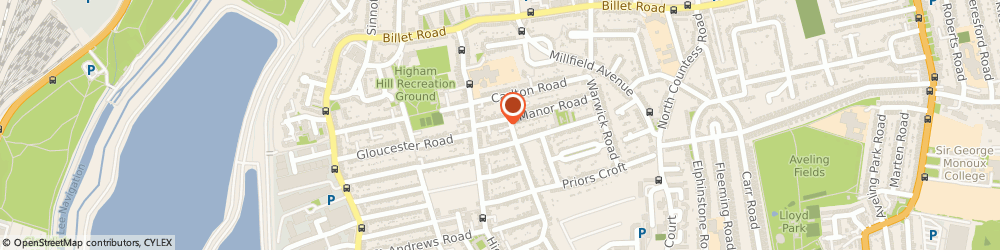 Route/map/directions to Stoke Newington Locksmiths, N16 5SA London, 20-24 Manor Rd