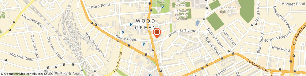 Route/map/directions to No One Famous Tailoring, E10 5PW London, 258 High Road