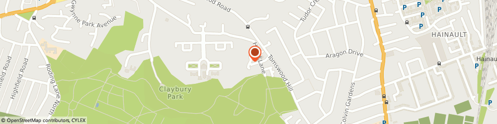 Route/map/directions to Deyan Limited, IG6 2DB Ilford, 6 DOUGLAS CLOSE