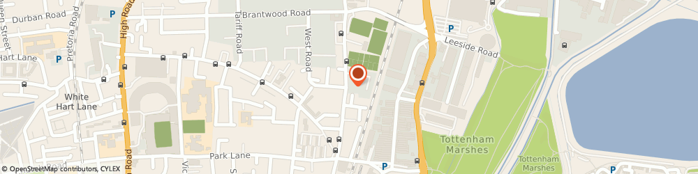 Route/map/directions to The Family Mediation & Contact Centre Ltd, N17 0SP London, IMPERIAL HOUSE, 64 WILLOUGHBY LANE