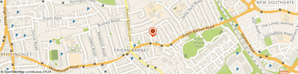 Route/map/directions to All Waste taken, N11 3JJ London, 9 Hartland Road