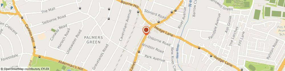 Route/map/directions to Tax Disc Reminder Mate, N13 4BS London, 483 Green Lanes