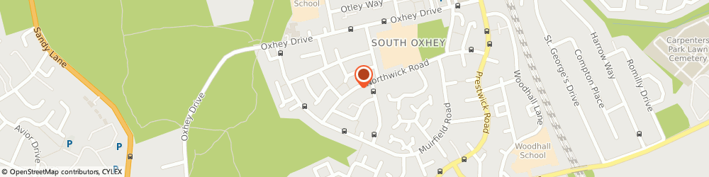 Route/map/directions to BR Platinum Cleaning Services Ltd, WD19 6NE Watford, 57, Northwick Rd