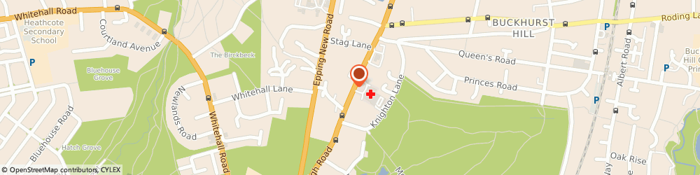 Route/map/directions to Local locksmith Totteridge, N20 9BS London, 22 High Rd