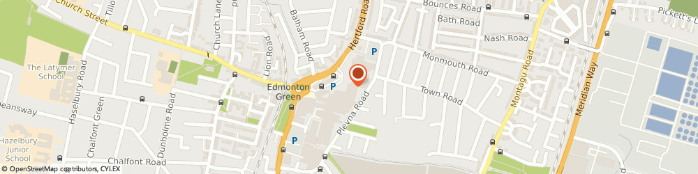 Route/map/directions to JD Sports, N9 0EQ Edmonton, 22 North Mall