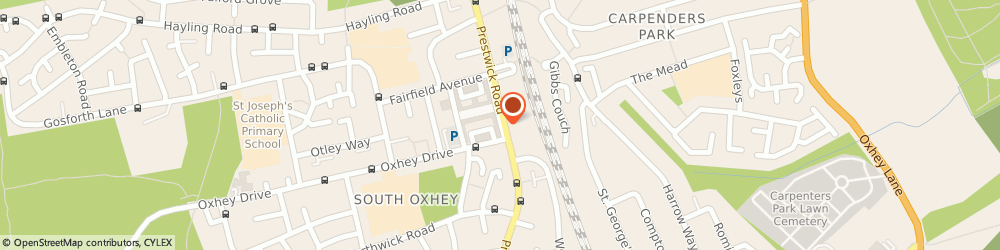 Route/map/directions to R.k Heating & Plumbing Supplies, WD19 7EE Watford, 31 The Parade