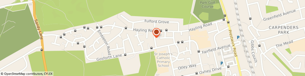 Route/map/directions to Drivecoach Driving School, WD19 7BY Watford, 24 HAREWOOD ROAD