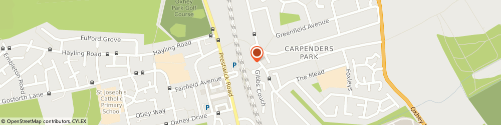 Route/map/directions to David Marston & Co, WD19 5BE Watford, Suite A8, Kebbell House