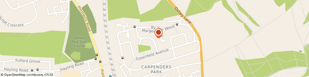 Route/map/directions to Streetwise Driving School, WD19 5DR Watford, 46 On The Hill