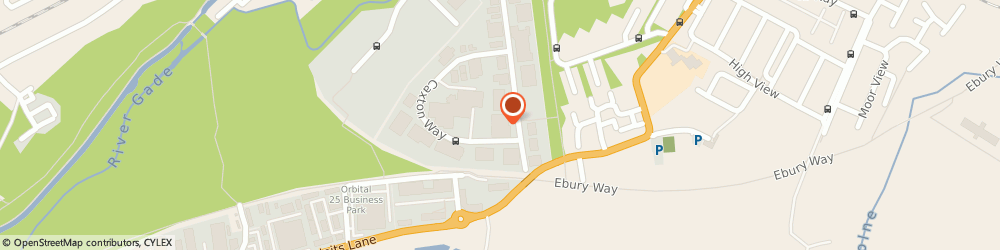 Route/map/directions to Vonaq Ltd, WD18 8QU Watford, 1st Floor, Kenwood House, 9 Greenhill Crescent, Watford Business Park