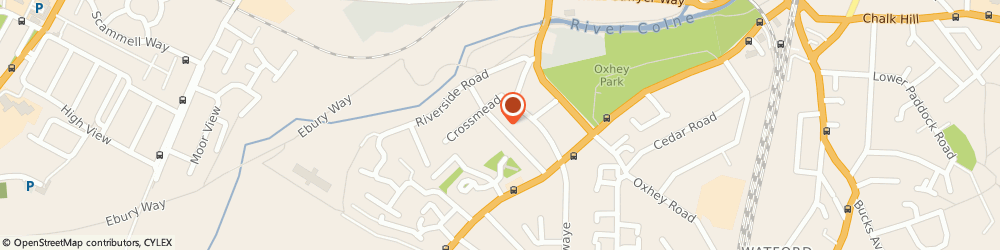 Route/map/directions to S T Houseware Ltd, WD19 4JE Watford, COLNE AVENUE