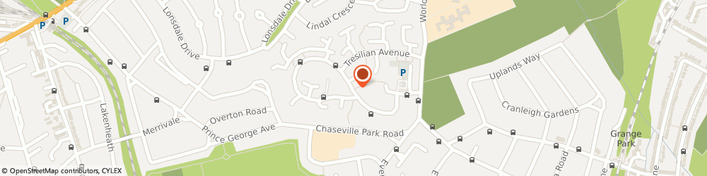 Route/map/directions to Elizabeth Lodge Care Home in Enfield, N21 1TG Enfield, 69 Pennington Drive