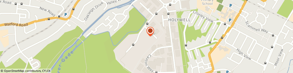 Route/map/directions to Lucid Search International, WD18 8YG Watford, Building 3 Hatters Lane
