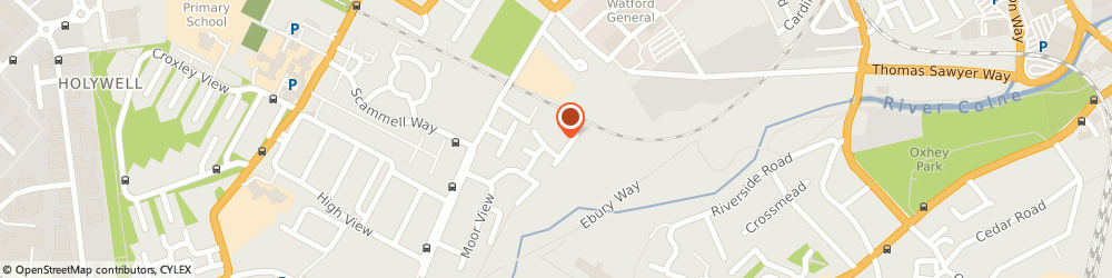 Route/map/directions to Clean Sweep Watford Cleaning Company, WD18 6QT Watford, 30 Stripling Way