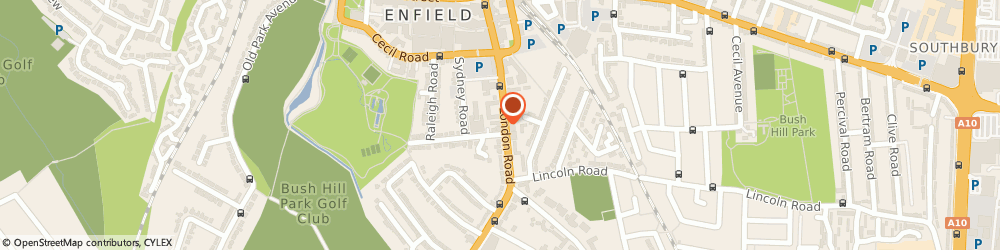 Route/map/directions to Outset Start-Up Support CIC, EN1 3FG Enfield, 57 LONDON ROAD
