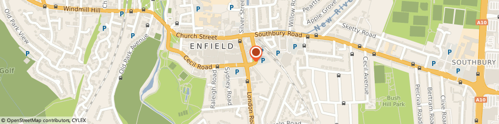 Route/map/directions to British Born Tees, EN2 6EF Enfield, 46 London Rd